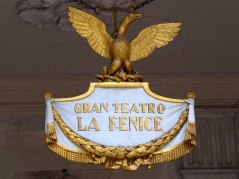 Tickets for 2015-2016 season at  Teatro La Fenice - Venice
