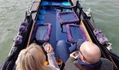 Romantic Gondola Ride & Dinner for couples