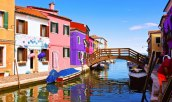 Two Islands of the Lagoon: Murano and Burano Islands Tour