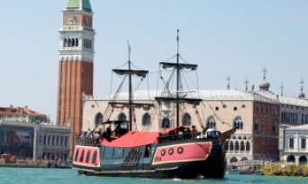 GALLEON CRUISE With DINNER IN VENICE