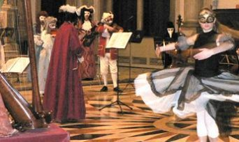 Musica in Maschera: Opera and Ballet