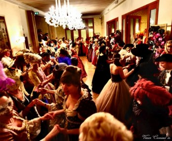 "Dinner and Dance ""MINUETTO"" - Ball at Venice Carnival"