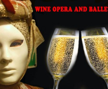 WINE, OPERA and BALLET  in VENICE